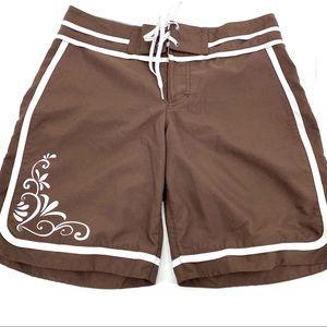 Athleta swim board shorts 2